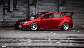 evo varis widebody full kit type c frp evo x