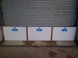 Garage Door Strip Seal by Garage Design Goodindwellingspirit Garage Door Flood Barrier