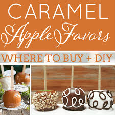 where can i buy a caramel apple where to buy caramel apple favors for weddings wedding advice