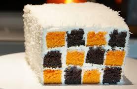 hervé cuisine rainbow cake gâteau damier pour cake subtitled