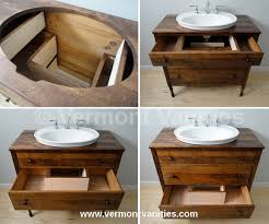 bathroom vessel sink ideas we meticulously restore refinish and upcycle quality dressers