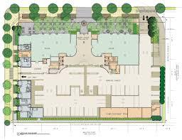 Ground Floor Plan 1717 Bissonnet Elevations