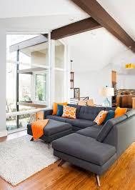 best 25 orange living rooms ideas on pinterest orange living