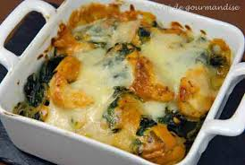 cuisiner le vert des blettes cassolettes de blettes poulet et abondance péché de gourmandise