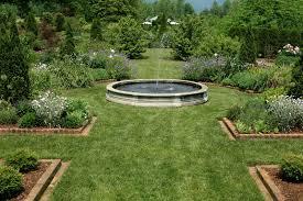 landscape design ideas with natural decoration amaza design