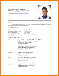 english cv format sales representative latest resume sample sample latest chartered