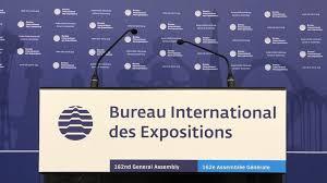 bureau international des expositions expo universelle de 2025 ekaterinbourg et rejoignent