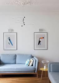 blue couch living room intérieurs de designers blue couches living rooms and room