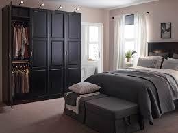 Black Bedroom Furniture Ikea Ikea Bedroom Furniture Wardrobes With Amazing Schreiber