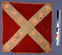 Texas Flag Image Flags Of Hood U0027s Texas Brigade American Civil War Forums