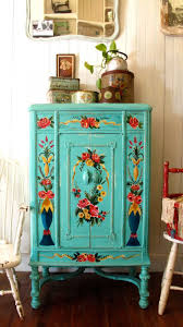 painted furniture best 25 hand painted furniture ideas on pinterest floral bohemian
