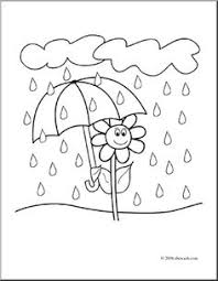 Rainy Day Coloring Pages Coloring Pages For Free Pinterest Rainy Day Coloring Pages