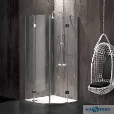 box doccia cristallo 80x80 mastore arredo bagno vendita box doccia semicircolare