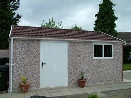 Apex Overhead Doors Astonishing Concrete Garage Side Doors Pictures Exterior Ideas