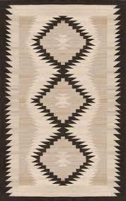 ralph lauren home great plains maverick brown tan geometric area