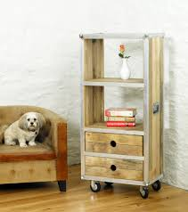 white ladder bookcase with drawers doherty house fabulous