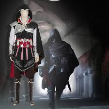 Assassins Creed Halloween Costume Kids Cheap Ezio Cosplay Costume Aliexpress Alibaba Group