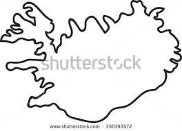 free vector map of iceland free vector art at vecteezy