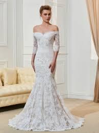 the shoulder wedding dress 2017 cheap wedding dresses in trend online sale tidebuy
