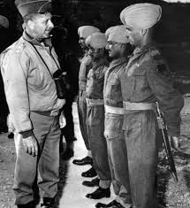 Most Decorated Soldier In British History Has India U0027s Contribution To Ww2 Been Ignored Bbc News