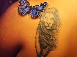 25 trendige small lion tattoo for women ideen auf pinterest