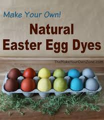easter egg dye how to make easter egg dyes