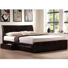 bed frames bed frame king queen size bed dimensions in feet
