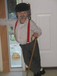 Grandma Grandpa Halloween Costumes Cutest Man Costume Toddler Halloween Costume