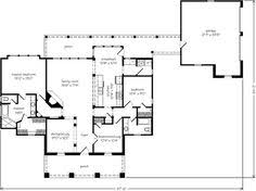 2300 Sq Ft House Plans Modern Style House Plan 3 Beds 2 5 Baths 2300 Sq Ft Plan 529 1