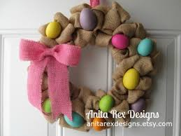welcoming handmade easter wreath ideas you can diy to decorate your