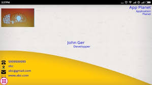 Free Business Card Maker Download Snap Business Card Maker Apk Download Free Personalization App