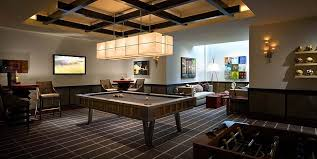 orange county pool table lights family room contemporary with