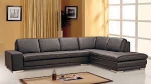 italian leather sofas contemporary block italian leather modern sectional sofa