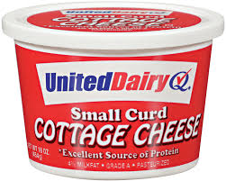 Nutrition Facts For Cottage Cheese by Small Curd Cottage Cheese U2013 Uniteddairy