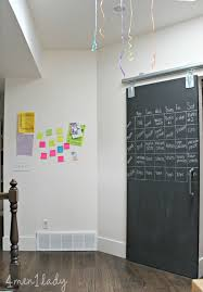 kitchen message board ideas diy magnetic board