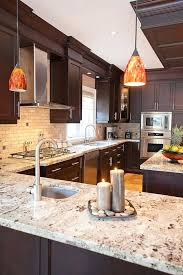 kitchen paint with brown cabinets traditional medium wood golden