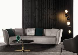 Curve Sofas by 20 Modish Minotti Sofas And Seating Systems