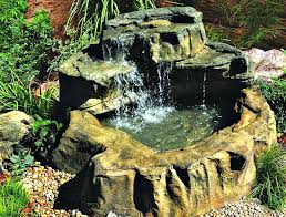 patio pond garden waterfall kits u0026 backyard water features