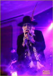 ghost pics for halloween adam lambert gets spooky for halloween 2015 performance photo
