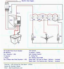 how to wire a contactor and overload direct online starter for
