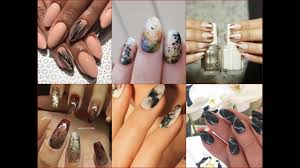 top 20 best nail art trends and nail polish colors for fall 2017