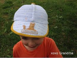 toddler baseball cap pattern allfreesewing com