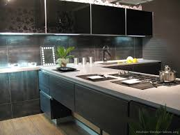 black kitchen cabinets design ideas kitchen idea of the day modern wood kitchen with tinted