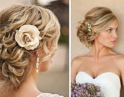 chagne pour mariage chignon pour cheveux court mariage femmes