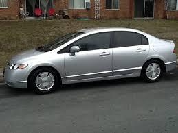 make honda model civic year 2008 body style hybrids exterior