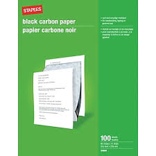 How To Make Carbon Paper At Home - security carbon paper staples