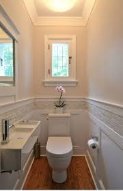 fresh bathroom wainscoting designs 11989