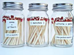 cheap wedding party favors all cheap crafts matches wedding or party favor