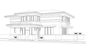 prairie style home new prairie style home for sale in elmhurst il prairiearchitect