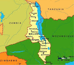 africa map malawi malawi the best countries in africa